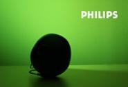 Philips LivingColors mini в черном глянцевом исполнении