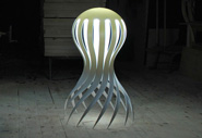 Эксцентричная лампа-осьминог Cirrata