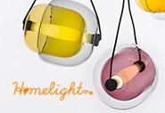 Подвесной светильник Capsula от Lucie Koldova