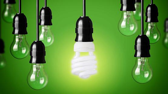Как выбрать энергосберегающую лампу.