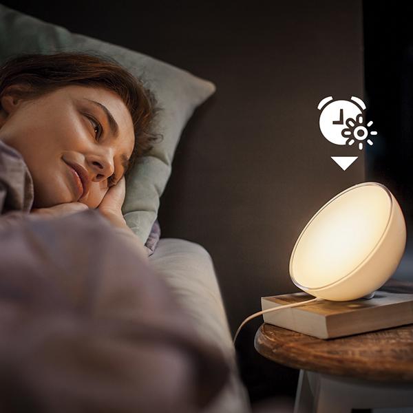 Новинка от Philips портативная смарт-лампа Hue Go
