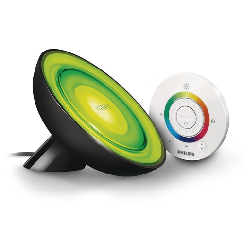 LED светильник Philips LivingColors Bloom Black 70997/30/PH