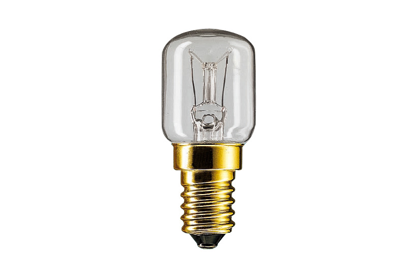 Лампа накаливания Philips Appl 25W E14 230-240V T25 OV