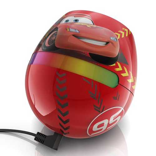 LED светильник Philips LivingColors Disney Micro Cars 71704/32/16