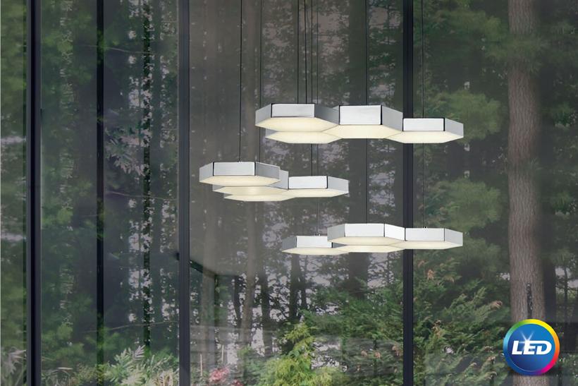 Подвесной светильник Illuminati MD13003032-12A Honey comb